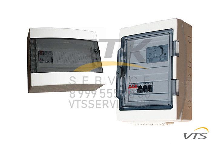 Компактные щиты управления NVS. CG OPTIMA SUP и NVS. CG 0-2 для канальных установок VTS