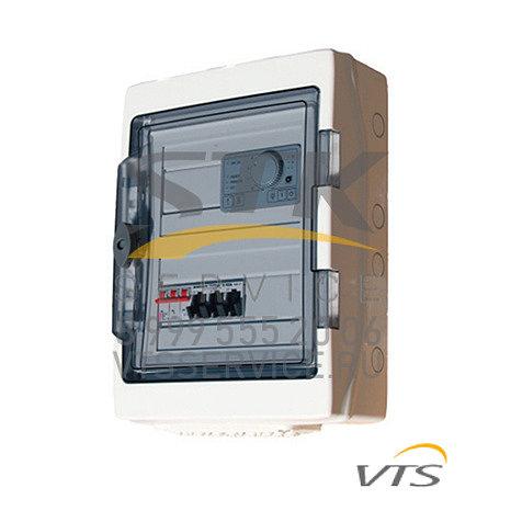 Щиты питания и управления для вытяжных агрегатов VS 21-650 CG 0-1