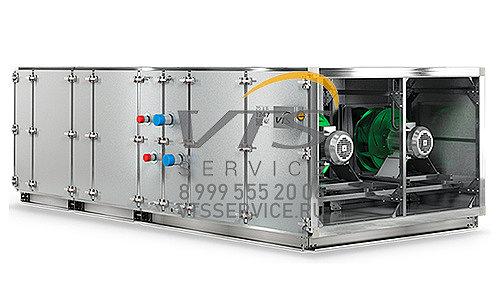 Приточные установки VVS150-650