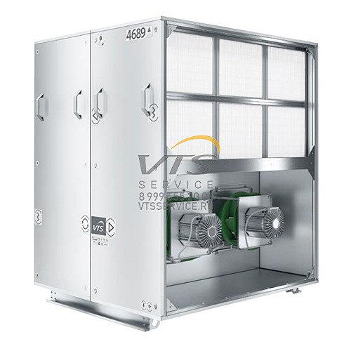 Агрегаты VTS Ventus Compact напольные