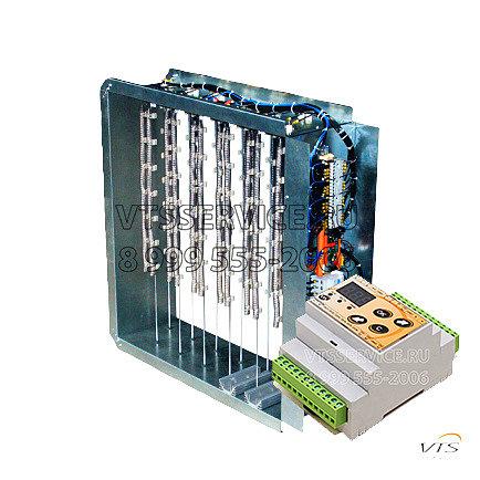 Инструкция электронагревателя VTS модуль HE AC