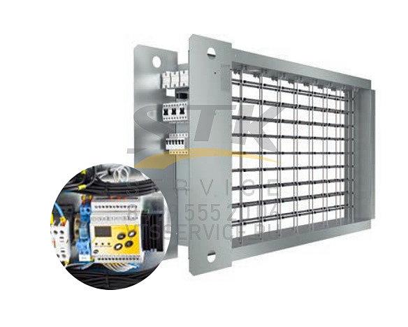 Электрический нагреватель VTS с Автоматикой
