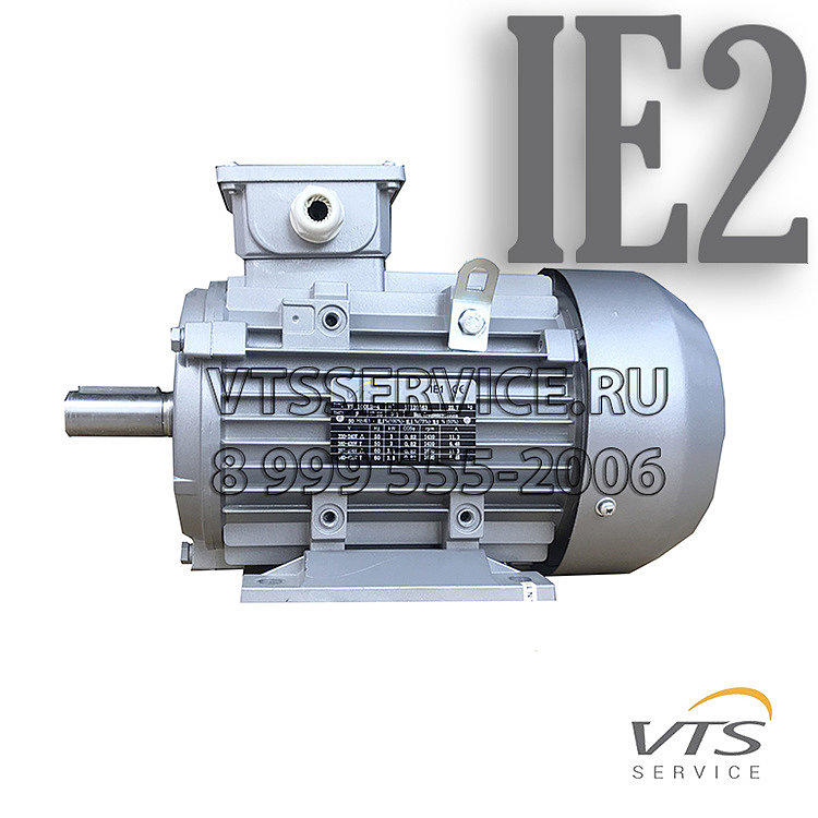 Двигатель VTS IE2