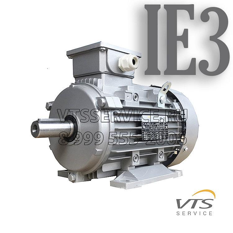 Двигатель VTS IE3