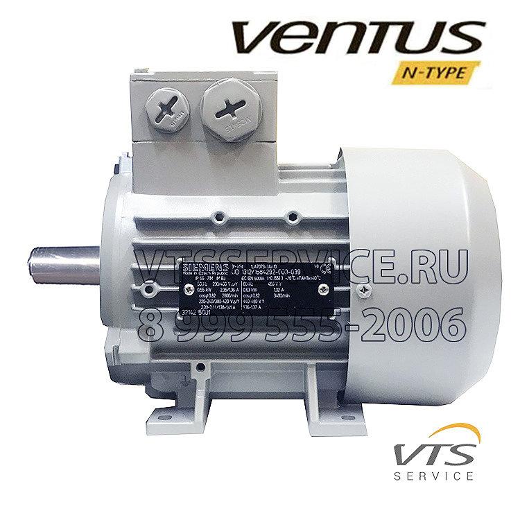 Двигатель VTS для NVS