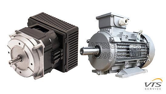 Электродвигатели VVS
