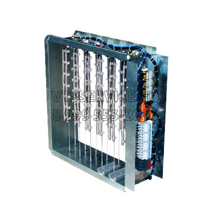 Электрические нагреватели VTS